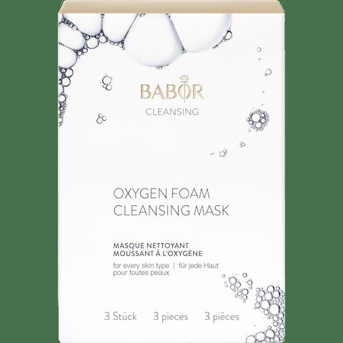 Oxygen Foam Cleansing Mask