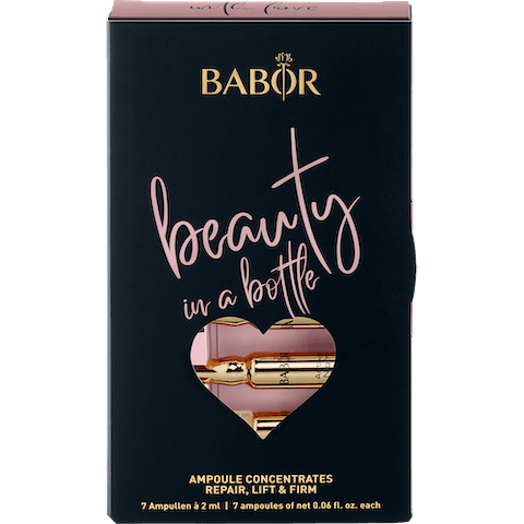 The Gold collection – Beauty in a Bottle