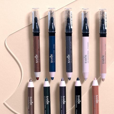 Eye Shadow Pencil 02 copper brown