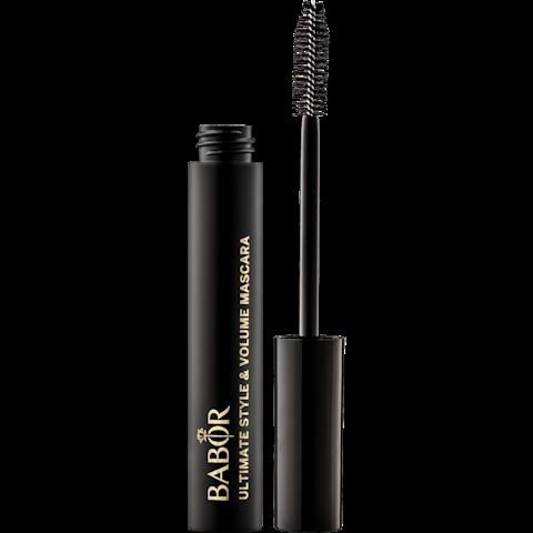 Ultimate Style & Volume Mascara black