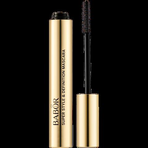 Super Style & Definition Mascara black