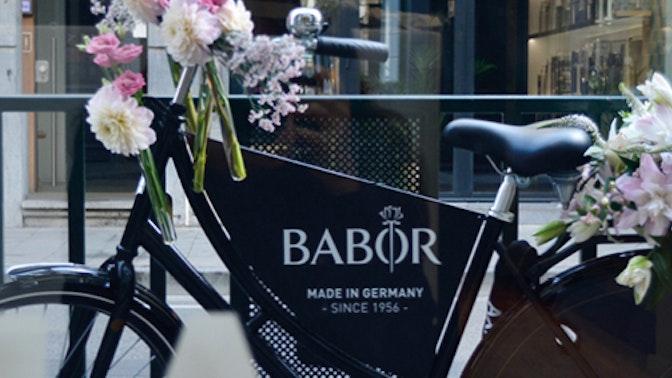 BABOR nu ook in Brussel!