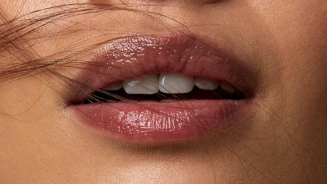Gesprongen lippen en een droge huid om de mond