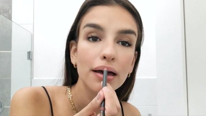 Make-up für jeden Tag