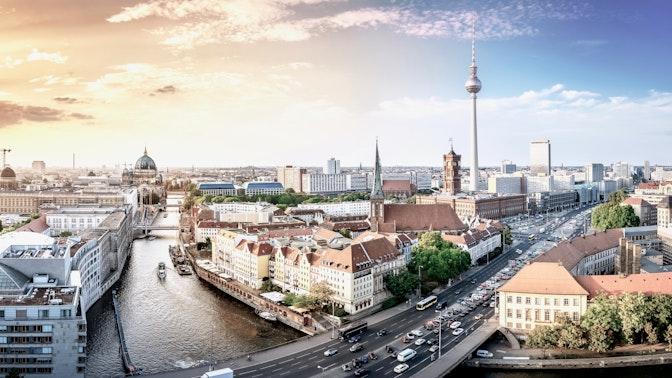 Berlijn, Berlijn, we reizen naar Berlijn!