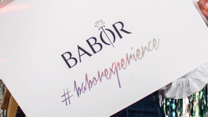 20 Insta-Beauties zu Gast bei BABOR